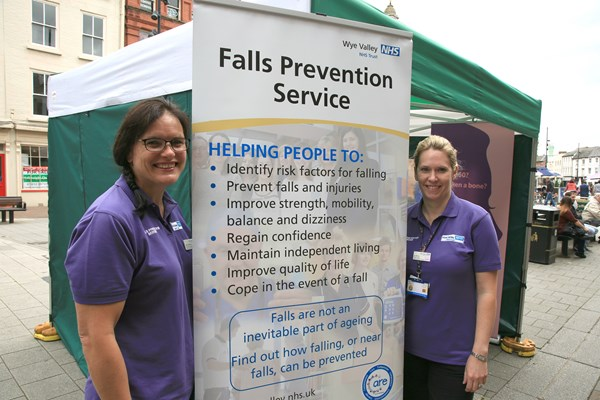 fall prevention team