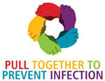 Pull together to prevent infection
